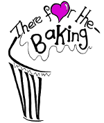 There for the Baking Logo