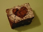 Valentines Brownie
